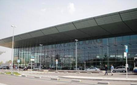 Photo de l'Aéroport de Luxembourg Findel - Site internet