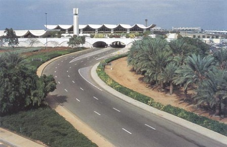 Photo de l'Aéroport de Djeddah King Abdulaziz - Site internet