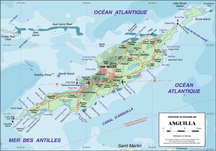 carte d anguilla