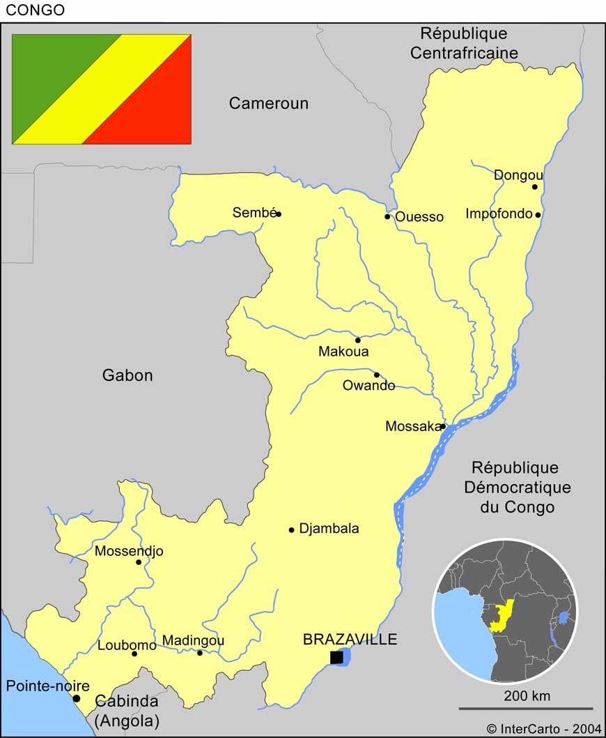 Congo-Brazza : l'UPADS remporte une mairie