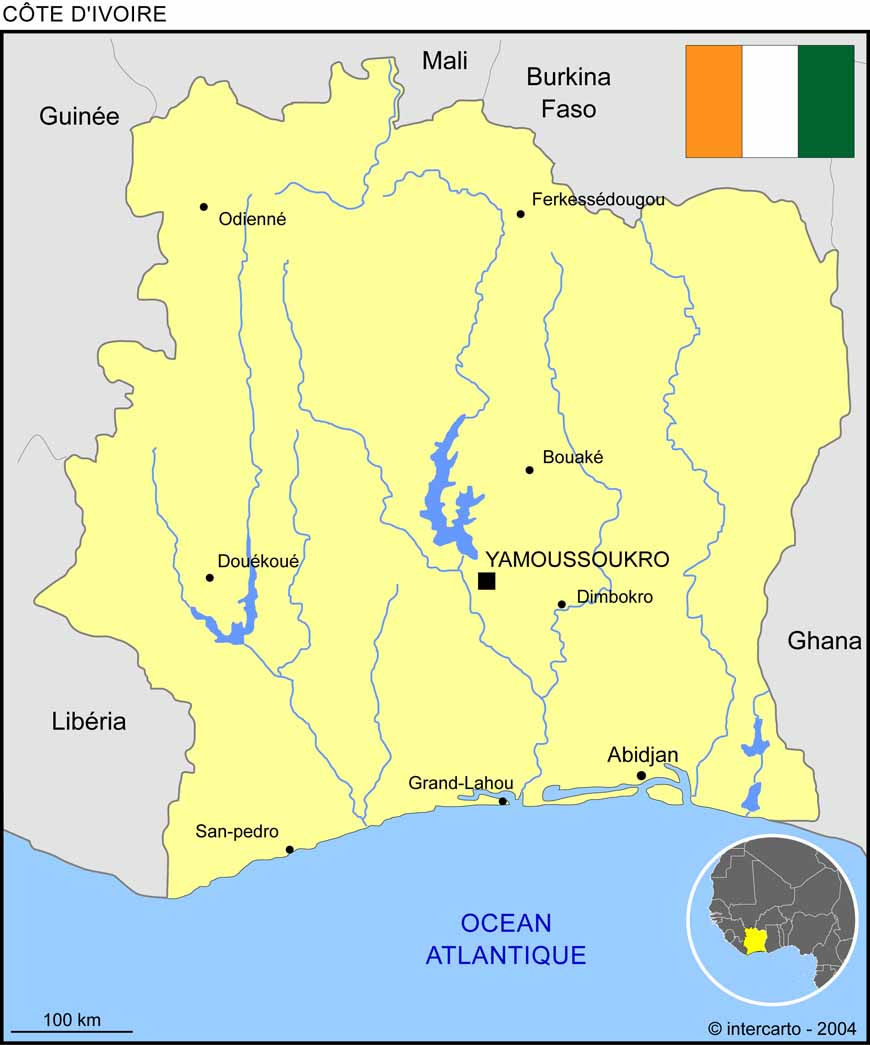 cote d ivoire 2 Cote d'ivoire's membership in international organizations bilateral representation the position of us ambassador to cote d'ivoire is currently vacant other principal embassy officials are listed in the department's key officers list.