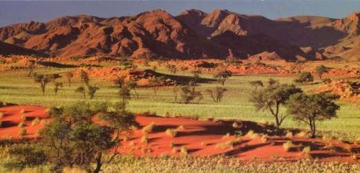 Guide touristique namibie